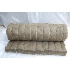Маты прошивные теплоизоляционные МП-100 из минеральной ваты