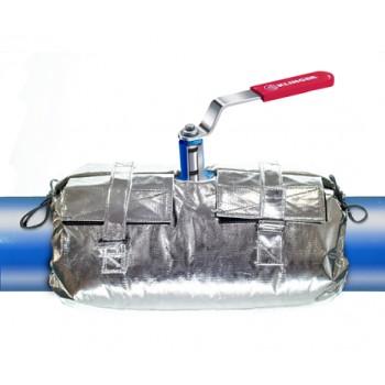 Термочехлы высокотемпературные теплоизоляционные быстросъёмные