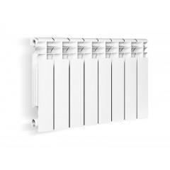 Алюминиевые литые радиаторы HALSEN, OASIS