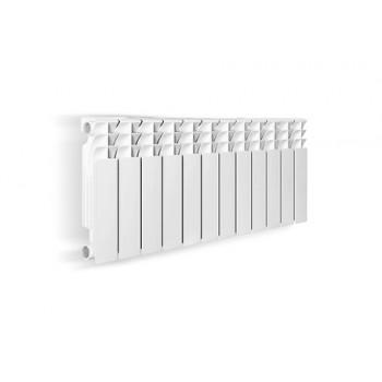 Биметаллические секционные радиаторы отопления HALSEN и OASIS