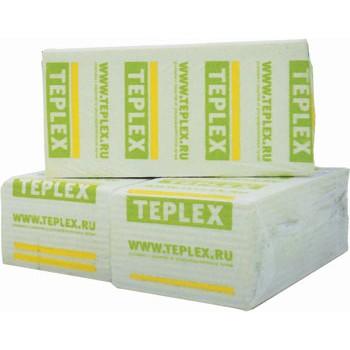 Купить экструдированный пенополистирол Теплекс