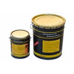 Мастика Гиперфлор  2К-А 4,5 кг + Мастика Гиперфлор 2К-В сер. 15,5 кг